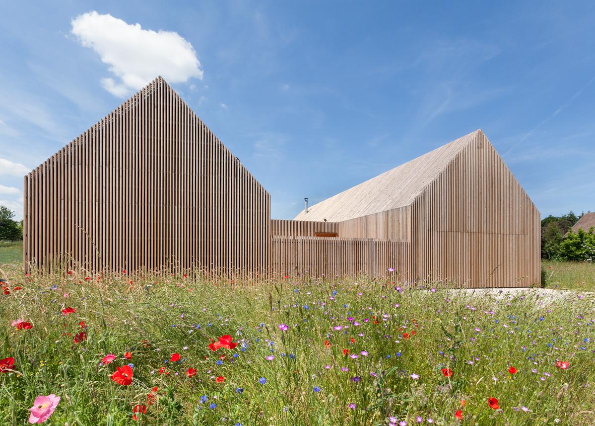 Holzhaus Architektur kühnlein architektur berching neumarkt startseite